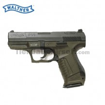 PISTOLA WALTHER CP99 MILITARY 4.5 MM
