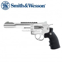 REVOLVER 4.5 MM SMITH&WESSON 327 TRR8 CROMADA