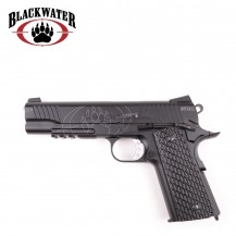 PISTOLA BLACKWATER 4,5 MM BW1911 R2 CO2 FULL METAL BLOW BACK