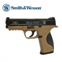 SMITH & WESSON M&P 9C CORPS TAN DE MUELLE