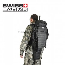 BOLSA DE TRANSPORTE SWISS ARMS EXTENSIBLE (ADMITE SNIPERS)