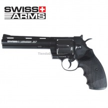 "REVOLVER SWISS ARMS 357-6"" 4,5 MM CO2"
