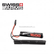 Bateria Swiss Arms Large 8.4 V 1600 CQB