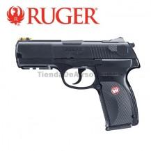 Ruger P345 6mm Co2. 2 Julios de potencia. Pistola semiautomatica airsoft