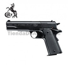 Colt Government 1911 A1 Pistola Full Metal 4.5mm CO2