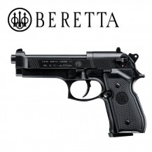 Beretta M92 FS Pistola Full Metal 4.5mm CO2 Black