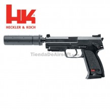 Heckler & Koch USP Pistola Eléctrica 6mm Tactical