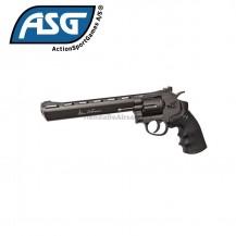 """Revolver ASG Dan Wesson 8"""" CO2 1 J Negro"""