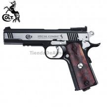COLT SPECIAL COMBAT Pistola 4.5MM CO2