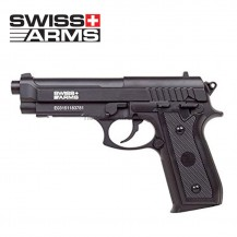 Swiss Arms PT92 (Beretta) Pistola 4.5MM CO2 Full Metal