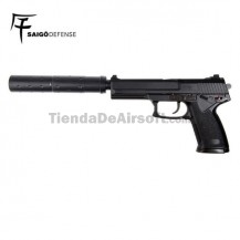 Saigo 23 Socom Pistola 6mm Gas