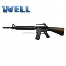 WELL Rifle Muelle M16A1