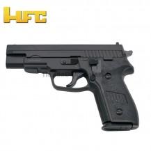 HFC Tipo Sig Sauer 229 Negro - Pistola Muelle Pesada - 6 mm.