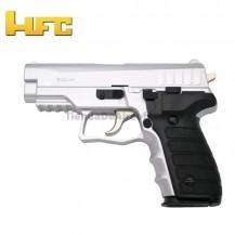 HFC Tipo Sig Sauer P227 Cromada - Pistola Muelle Pesada - 6 mm.