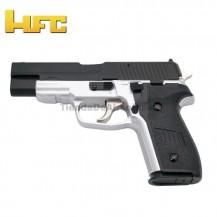 HFC Tipo Sig Sauer 229 Bicolor - Pistola Muelle Pesada - 6 mm.