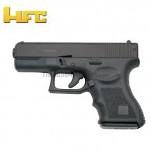 HFC Tipo Glock 19 - Pistola Muelle Pesada - 6 mm.
