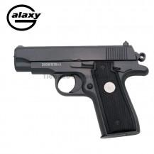 Galaxy G2  Negra  - Pistola Muelle - 6 mm Aleación metal zinc