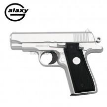Galaxy G2 Cromada Pistola Muelle 6 mm Aleación metal zinc