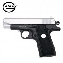 Galaxy G2  Bicolor  - Pistola Muelle - 6 mm  Aleación metal zinc