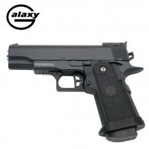 Galaxy GG10  Negra  - Pistola Muelle - 6 mm Aleación metal zinc
