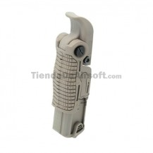 GRIP TACTICO PLEGABLE FMA TAN