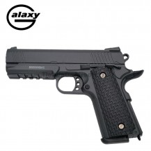 Galaxy G25 FULL METAL tipo Warrior - Pistola Muelle - 6 mm