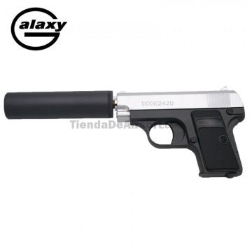 https://tiendadeairsoft.com/2568-thickbox_default/galaxy-tipo-colt-25-con-estabilizador-full-metal-bicolor-pistola-muelle-6-mm.jpg