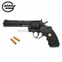 Revólver tipo Colt Phyton 357 - muelle - 6mm