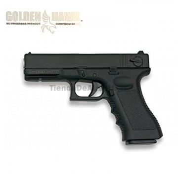 https://tiendadeairsoft.com/2596-thickbox_default/golden-hawk-tipo-glock-negra-metal-pistola-muelle-6mm.jpg