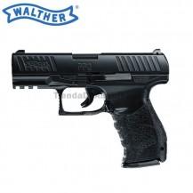 Walther PPQ Dos cargadores - Corredera metálica 6MM Muelle