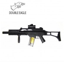 Fusil Double Eagle Tipo H&K G36K Muelle