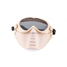 Máscara Airsoft Mask Economy (Desert Color)