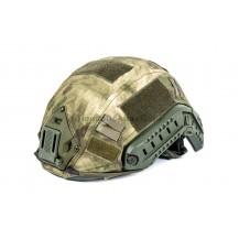 Black River Helmet Cover MH & PJ ATCS-FG (funda casco) 65% poliestere 35% cotone