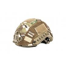 Black River F.A.S.T. Helmet Cover MC(funda casco)  65% poliestere 35% cotone