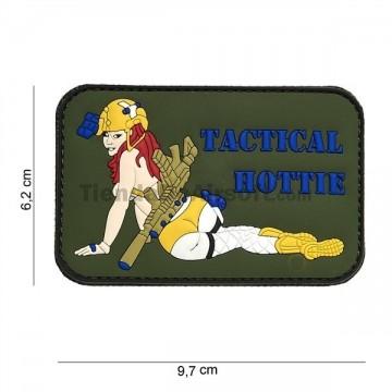 https://tiendadeairsoft.com/2830-thickbox_default/parche-pvc-3d-mujer-tactical-hottie-verde-amarillo.jpg