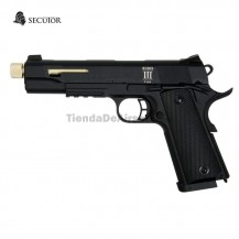 Secutor Rudis Oro Pistolas 6MM CO2