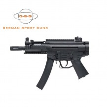 MP5 PK  ELÉCTRICO  FULL METAL  DE  GSG