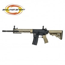 "Evolution Recon S 14.5"" Carbontech Black & Tan"