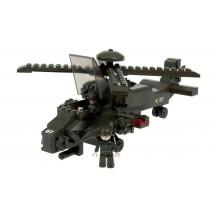 SKBRICK CONSTRUCCÓN HELICOPTERO HIND 199 PCS COMPATIBLE LEGO