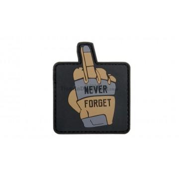 https://tiendadeairsoft.com/3661-thickbox_default/parche-never-forget-57x68-mm.jpg
