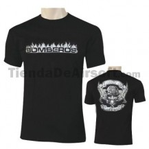 CAMISETA BOMBERO FIRSTIN LAST OUT