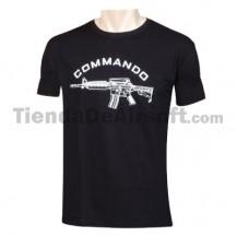 CAMISETA COMANDO M4
