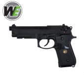 WE Tipo M9A1 Pistola airsoft Full Metal Blowback Gas