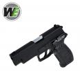 F226 Con Rail Pistola GBB WE-F001A