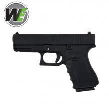 19 Negra Gen4 Pistola GBB WE-G003B-BK