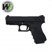 WE Tipo 23 Negra Gen4 Pistola airsoft Full Metal Blowback Gas
