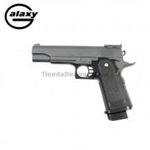 Hi-Capa 5.1 FULL METAL con estabilizador  - Pistola Muelle - 6 mm