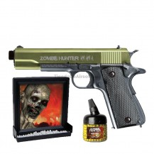 PACK ZOMBIE HUNTER