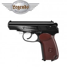 Legends Makarov Pistola 4.5MM CO2