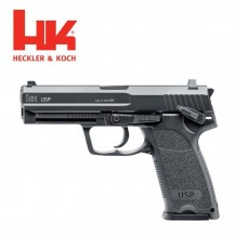 HK USP - Pistola 6MM - Full Metal -  BlowBack-  Gas